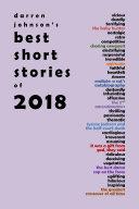 Darren Johnson s Best Short Stories of 2018