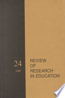Review of Research in Education 1999