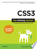 CSS3: The Missing Manual