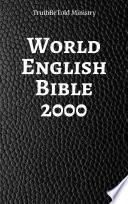 World English Bible 2000