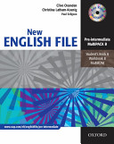 English File   New Edition  Pre Intermediate  Student s Book  Workbook with Key und CD Extra