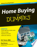 """Home Buying For Dummies"" by Eric Tyson, Ray Brown"