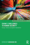 China's Challenges to Human Security Pdf/ePub eBook