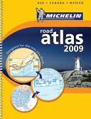Michelin Road Atlas 2009