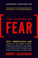 The Culture of Fear Book