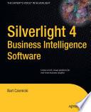 Silverlight 4 Business Intelligence Software