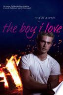 The Boy I Love Book