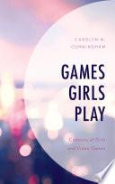Games Girls Play