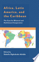 Africa  Latin America  and the Caribbean Book PDF