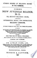 Cobb s New Juvenile Reader No  II  Or  Second Reading Book