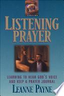 Listening Prayer Book