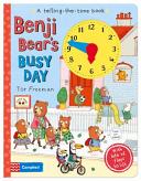 Benji Bear's Busy Day