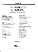 Emergency Medicine Book