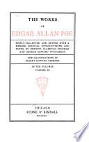 The Works of Edgar Allan Poe  Eureka  a prose poem  Miscellanies