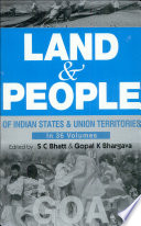 Land And People Of Indian States And Union Territories In 36 Volumes