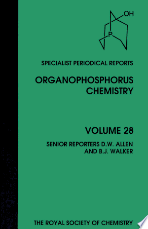 Download Organophosphorus Chemistry Free Books - Dlebooks.net