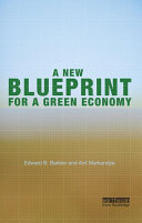 A New Blueprint for a Green Economy