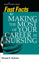 link to Fast facts for making the most of your career in nursing in the TCC library catalog