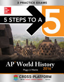 5 Steps to a 5 AP World History 2016, Cross-Platform Edition