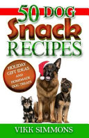 50 Dog Snack Recipes
