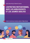 L'entretien motivationnel avec les adolescents et les jeunes adultes Pdf/ePub eBook