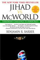 Jihad vs. McWorld Pdf/ePub eBook