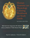 Human Anatomy and Physiology Coloring Workbook and Study Guide