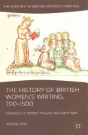 The history of British women's writing. Volume eight, 1920-1945 / edited by Maroula Joannou.