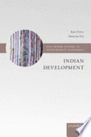 Indian Development  : Selected Regional Perspectives