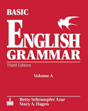 Basic English Grammar Book