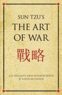 Sun Tzu's The Art of War Pdf/ePub eBook