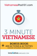 3 Minute Vietnamese
