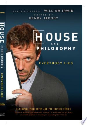 House+and+PhilosophyAn unauthorized look at the philosophical issues raised by one of today's most popular television shows: House House is one of the top three television dramas on the air, pulling in more than 19 million viewers for each episode. This latest book in the popular Blackwell Philosophy and Pop Culture series takes a deeper look at the characters and issues raised in this Emmy Award-winning medical drama, offering entertaining answers to the fascinating ethical questions viewers have about Dr. Gregory House and his medical team. Henry Jacoby (Goldsboro, NC) teaches philosophy at East Carolina University. He has published articles primarily on the philosophy of mind and was a contributor to South Park and Philosophy (978-1-4051-6160-2).