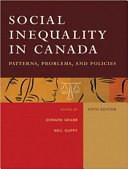 Social Inequality In Canada Book