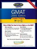 Kaplan GMAT 2006