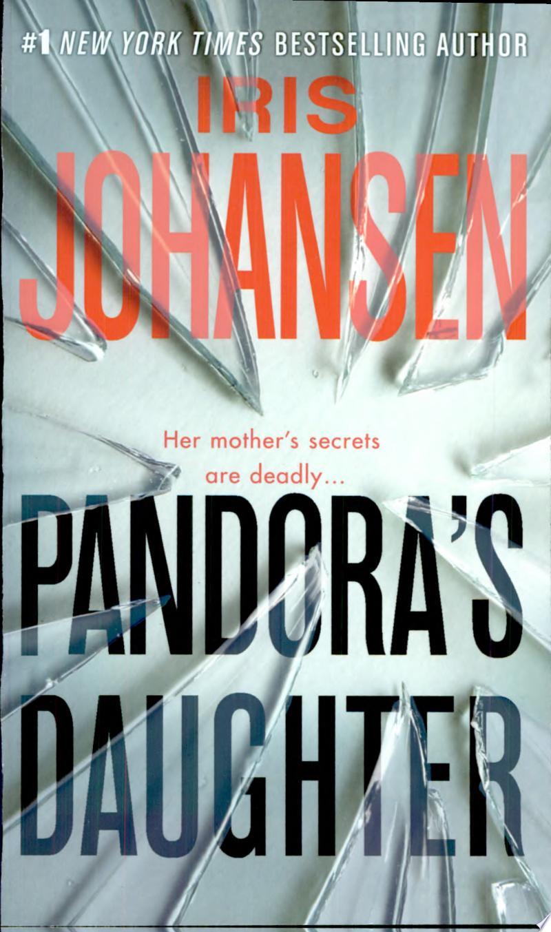 Pandora's Daughter banner backdrop