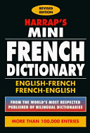 Harrap's Mini French Dictionary