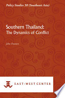 Southern Thailand Book