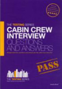 Cabin Crew Interview Questions and Answers