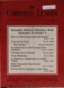 The Universalist Leader Book