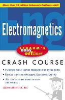 Schaum s Easy Outline of Electromagnetics