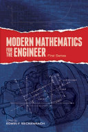Modern Mathematics for the Engineer: First Series
