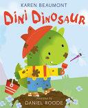 Dini Dinosaur Book
