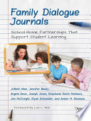 Family Dialogue Journals Book