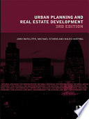 Urban Planning And Real Estate Development Book PDF