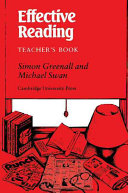 Effective Reading Teacher s Book