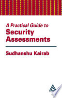 A Practical Guide To Security Assessments Book PDF