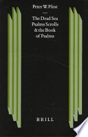 The Dead Sea Psalms Scrolls And The Book Of Psalms