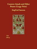 Siegfried Sassoon Books, Siegfried Sassoon poetry book