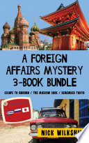A Foreign Affairs Mystery 3 Book Bundle